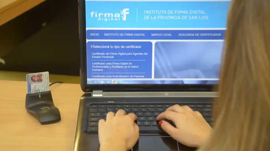 Requisitos emisión de firma digital